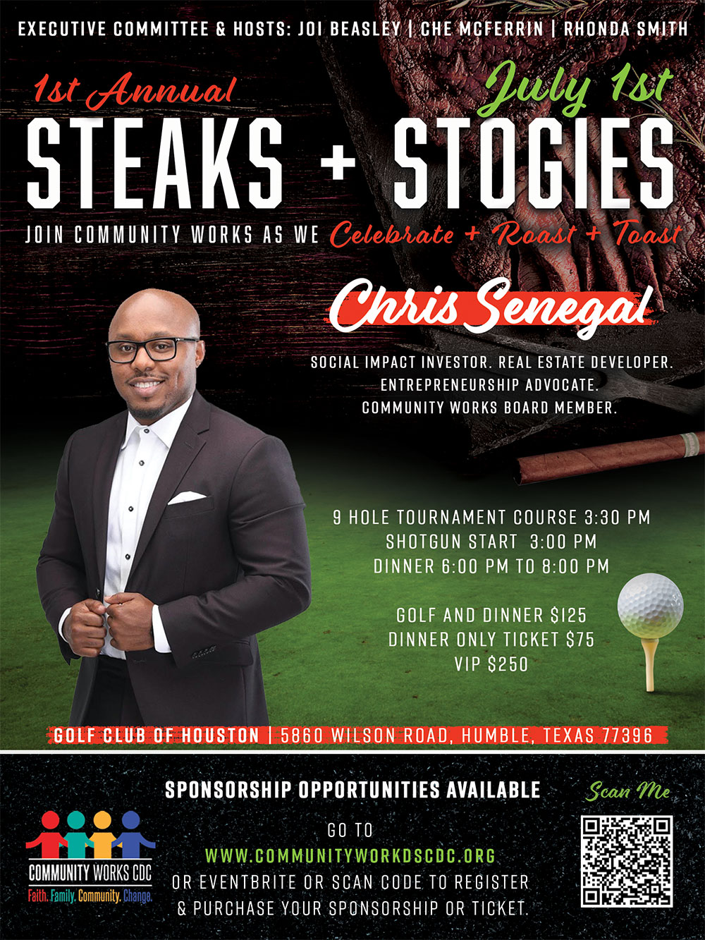 Steak and Stogies 5